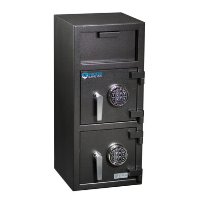 Door Electronic Lock Depository Safe Dual Product Image 44