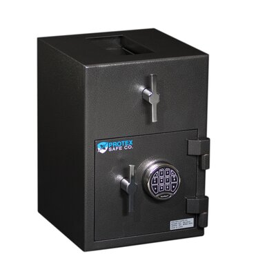 Hopper Electronic Lock Depository Safe Product Picture 5618