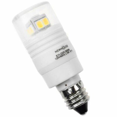 2.3W E11 LED Light Bulb