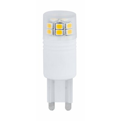 G9/Bi-pin LED Light Bulb Wattage: 3W