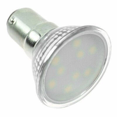 2.3W GBF LED Light Bulb 200 Lumens 3000K
