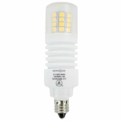 5W E11 LED Light Bulb
