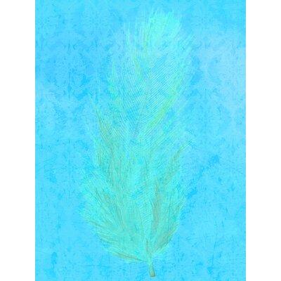 Machu Picchu Graphic Art in Blue Machu Picchu, Blues_S