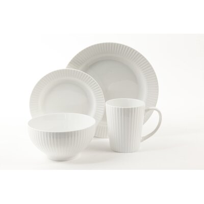 Josephine 16 Piece Dinnerware Set 92574.16