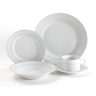 Tuxedo Deluxe 20 Piece Dinnerware Set 1219.2