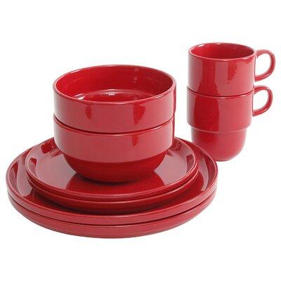 8 Piece Stoneware Dinnerware Set 69974.16