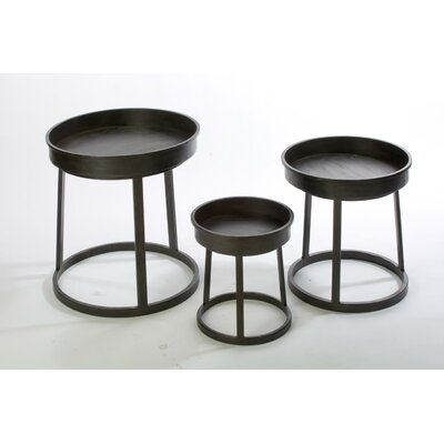 3 Piece Tray Nesting Tables