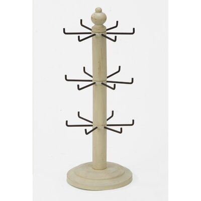3-Tier Rotating Free Standing Jewelry Post