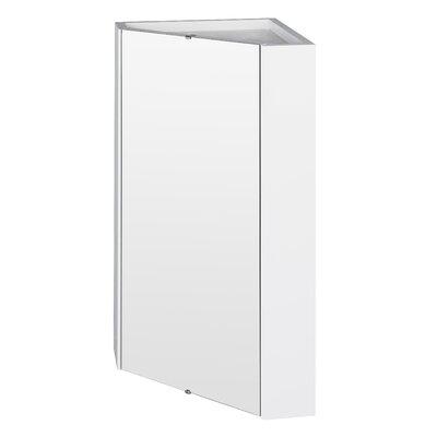 Porto Corner Mirror cabinet
