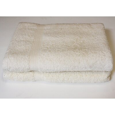 Hedgewick Bath Sheet Color: Ecru