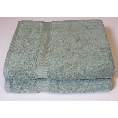 Hedgewick Bath Sheet Color: Pacific