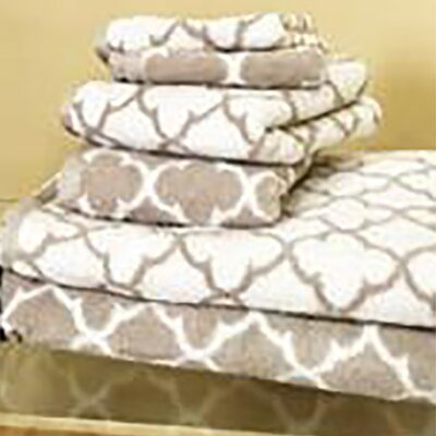 Iron Gate 6 Piece Towel Set