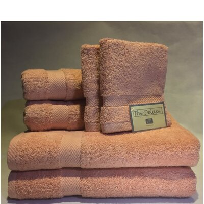 Deluxe Bath Sheet Color: Bisque