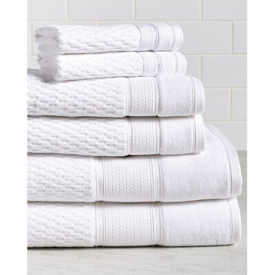 Degen Towel Set Color: White