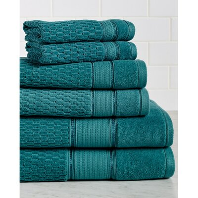 Degen Towel Set Color: Everglade