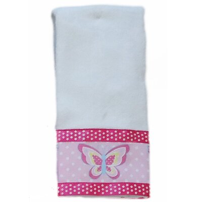 Butterfly Dots Fingertip Towel