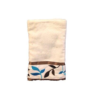 Homewear Linens Huntington Hand Towel - Color: Aqua (Set of 2)