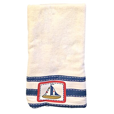 Sail Away Hand Towel (Set of 4)