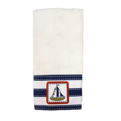 Sail Away Fingertip Towel