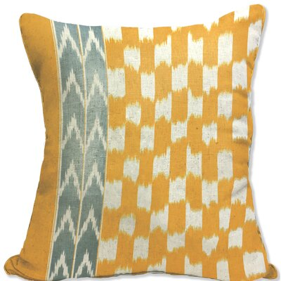 Donovan Decorative Cotton Throw Pillow