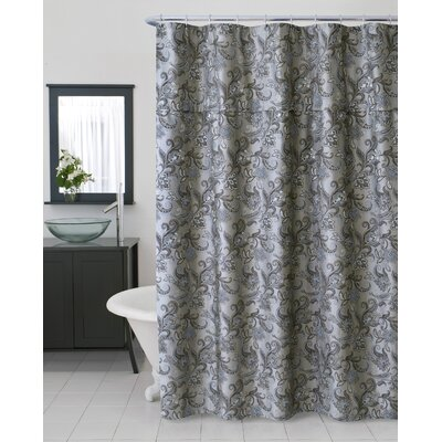 Bella Shower Curtain Size: 72 H x 70 W