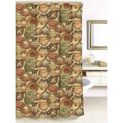 Artisan Shower Curtain