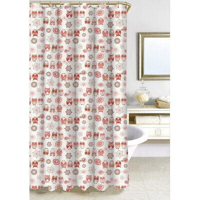 Owl Ya Doin Shower Curtain