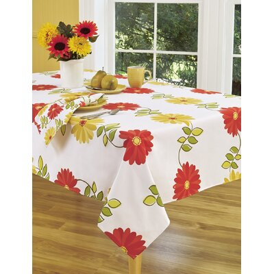 Bold Bloom Tablecloth 7798-006