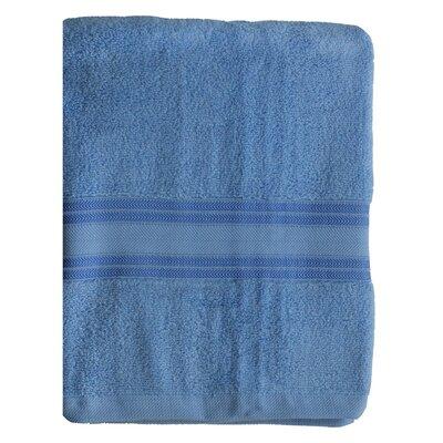 Riviera Bath Towel Color: Sky Blue