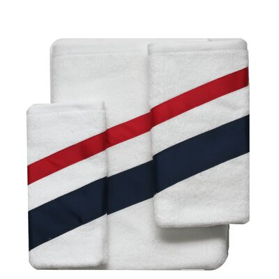 Set Sail Fingertip Towel