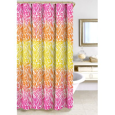 Animal Print Mix Shower Curtain