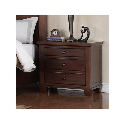 Franklin 3 Drawer Bachelors Chest