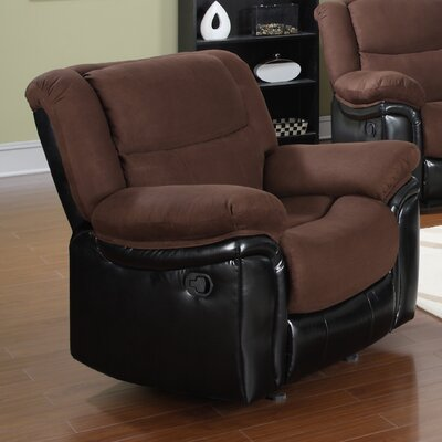 Warner Manual Rocker Recliner