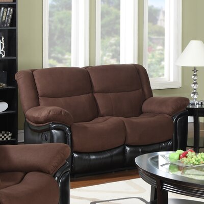 Warner Reclining Loveseat
