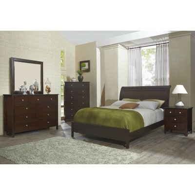 Martin Platform Configurable Bedroom Set
