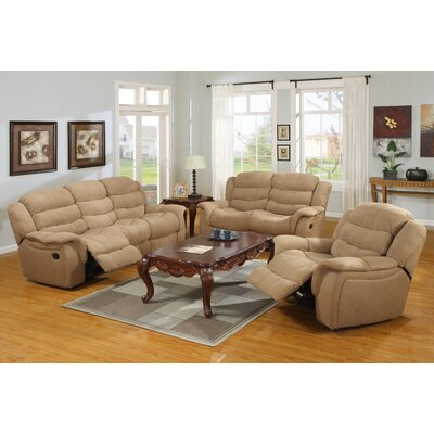 New Orleans Configurable Living Room Set