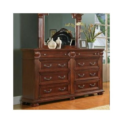 Goldsmith 8 Drawer Standard Dresser