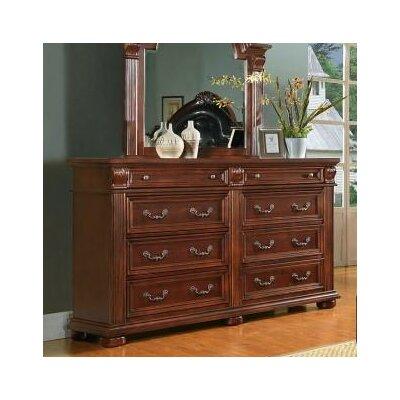 Goldsmith 8 Drawer Standard Dresser
