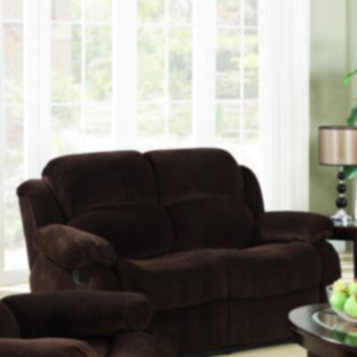 NU11020-02 LKPH1173 Flair Austin Recliner Loveseat