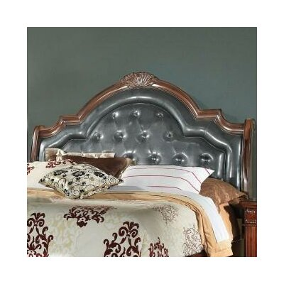 Goldsmith Arch Upholstered Panel Headboard Size: Queen