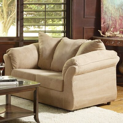 NU2571M-L LKPH1276 Flair Oranos Loveseat Upholstery