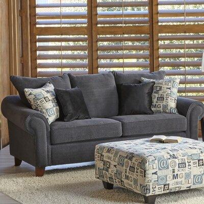 Slark Sofa Upholstery: Charcoal