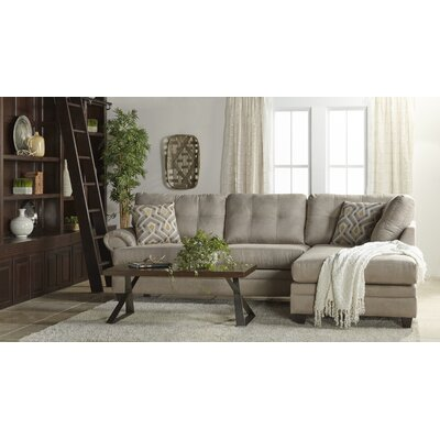 Helios Sectional Upholstery: Pumice