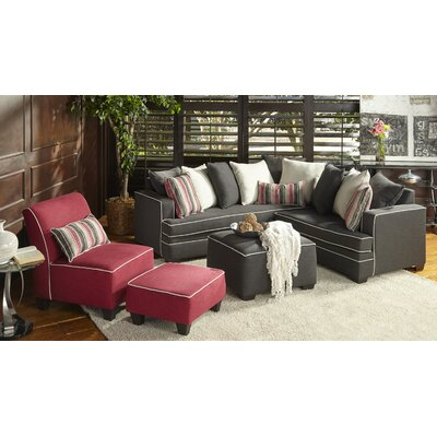 Hypnos Configurable Living Room Set