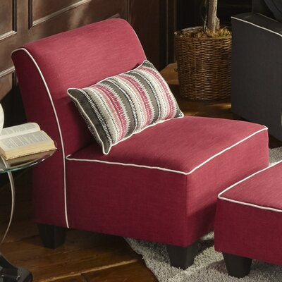 Hypnos Slipper Chair and Ottoman