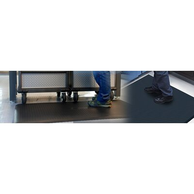Premier-Tred Solid Doormat Rug Size: 3' x 2' PR323RB