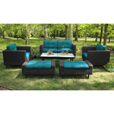 Magnificent Deep Seating Group Sunbrella Cushion - Product picture - 8455