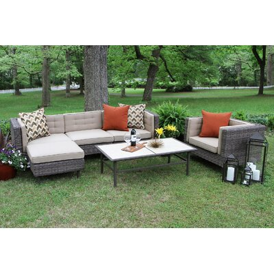 Cooper Deep Seating Group Cushions picture