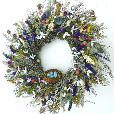 Nest 22 Wreath
