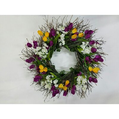 Spring Beauty 22 Wreath